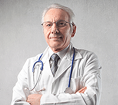an image of a doctor