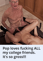 a photo of a older man having sex